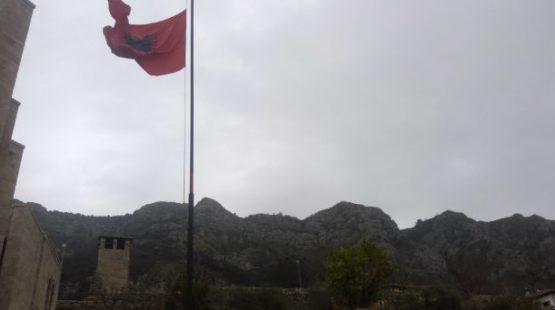 Cruja - Castello di Skanderbeg