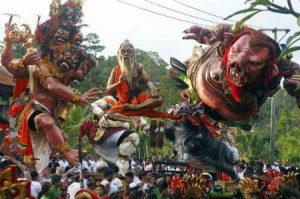 Nyepi (Il giorno del silenzio) - Bali