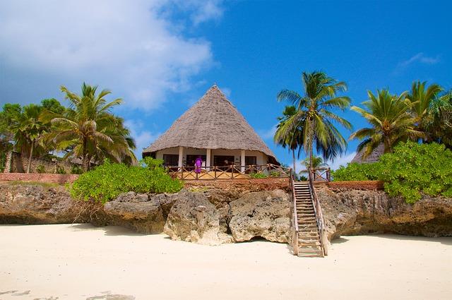 Un Resort sulla spiaggia - Zanzibar