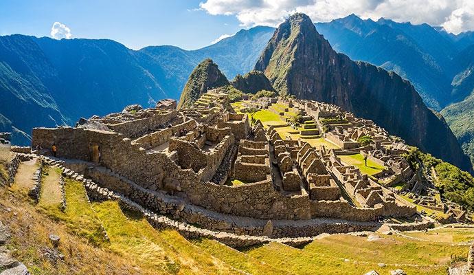 Il Machu Picchu, Perù