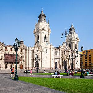 Basilica di Lima - Perù