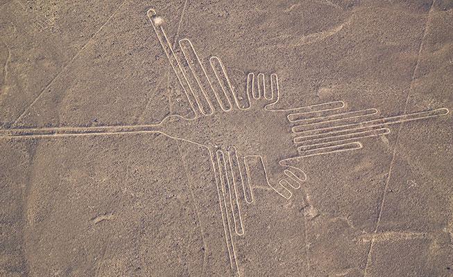 Linee di Nazca - Perù