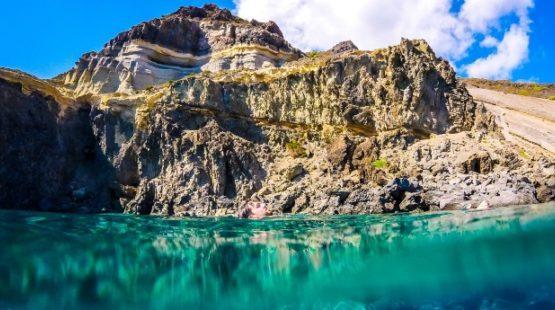 Scogliera di Pantelleria