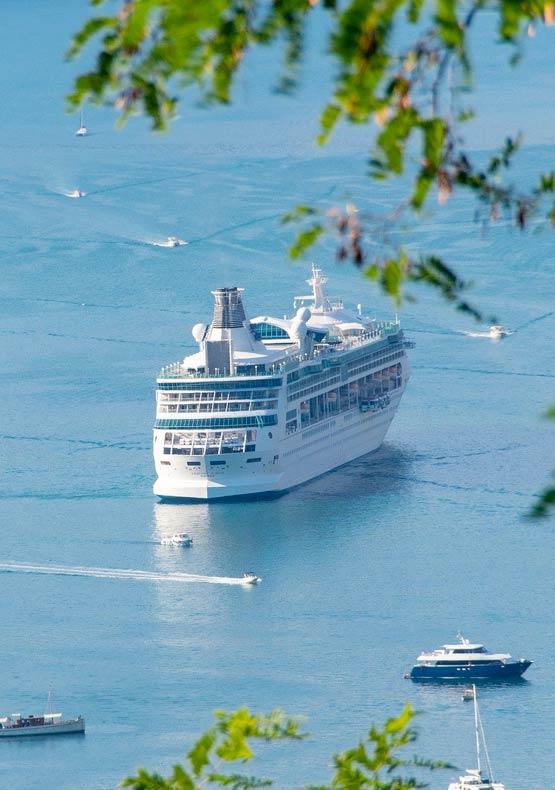 Vacanze in Crociera - Nave