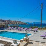 Mykonos Anixi piscina