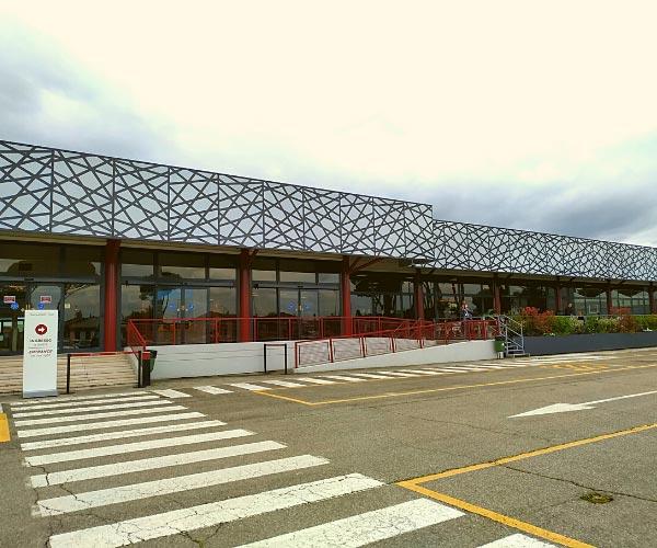 Aeroporto Luigi Ridolfi - Forlì