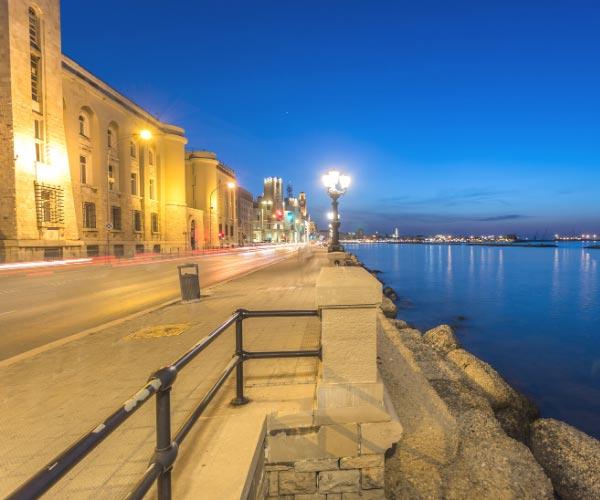 Lungomare di Bari
