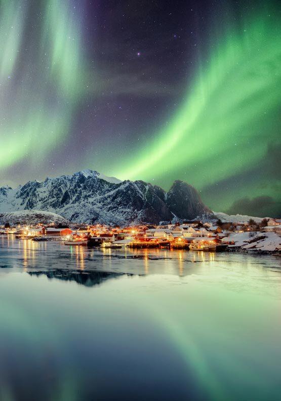 Il postale dei Fiordi da Bergen a Kirkenes